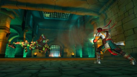 Screenshot for the game Orcs Must Die !: Dilogy (2011-2012) PC | RePack by R.G. Mechanics