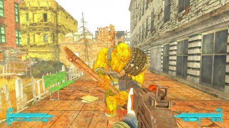 Screenshot for the game Fallout: New Vegas - Ultimate Edition [v.1.4.0.525 + 6 DLC] (2012) PC | RePack by R.G. Mechanics