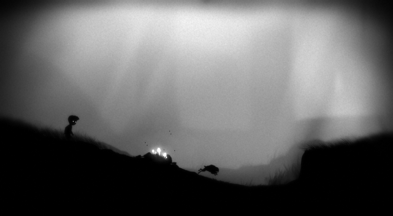 Screenshot for the game Limbo (2011) PC | Repack from R.G. Mechanics