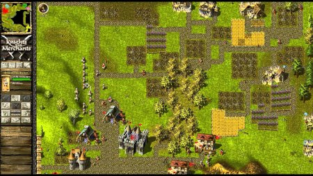 Screenshot for the game Knights and Merchants: Anthology (1998-2001) PC | RePack by R.G. Mechanics