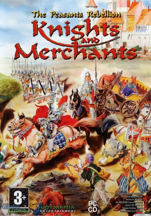 Cover Knights and Merchants: Anthology (1998-2001) PC | RePack by R.G. Mechanics