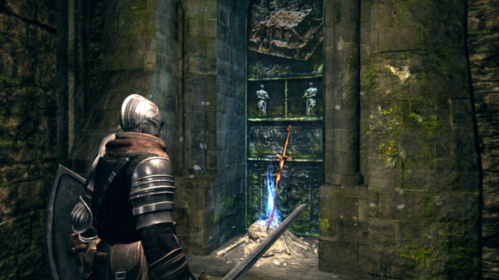Screenshot for the game Dark Souls: Prepare to Die Edition (2012) PC | RePack от R.G. Механики