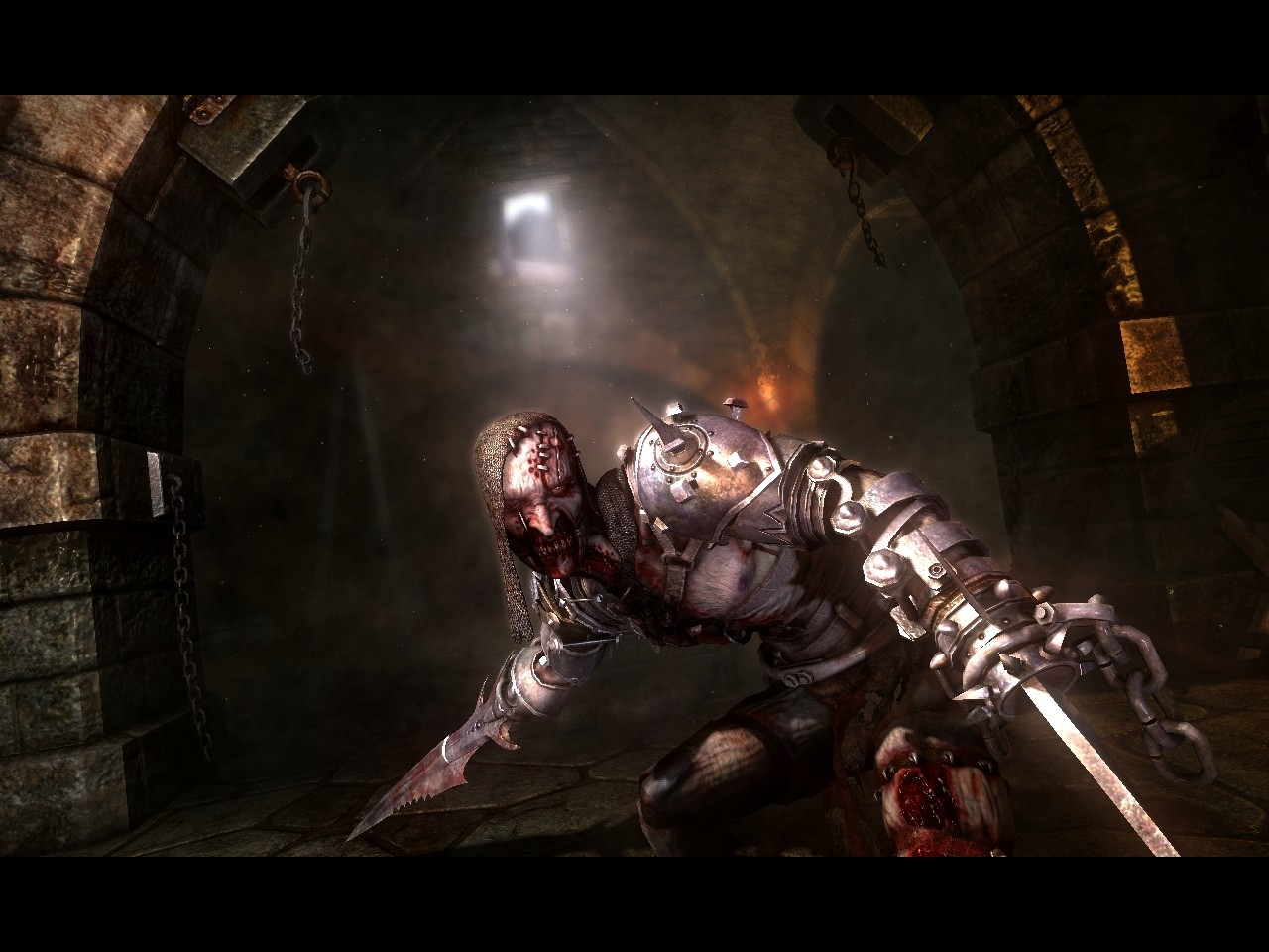 Screenshot for the game Clive Barker's Jericho (2007) PC | RePack от R.G. Механики