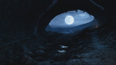 Screenshot for the game Dear Esther (2012) PC | Repack от R.G. Механики