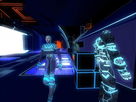Screenshot for the game TRON 2.0 (2003) PC | RePack от R.G. Механики