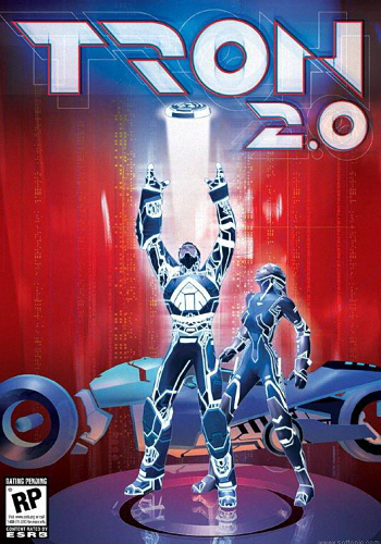 Cover TRON 2.0 (2003) PC | RePack от R.G. Механики