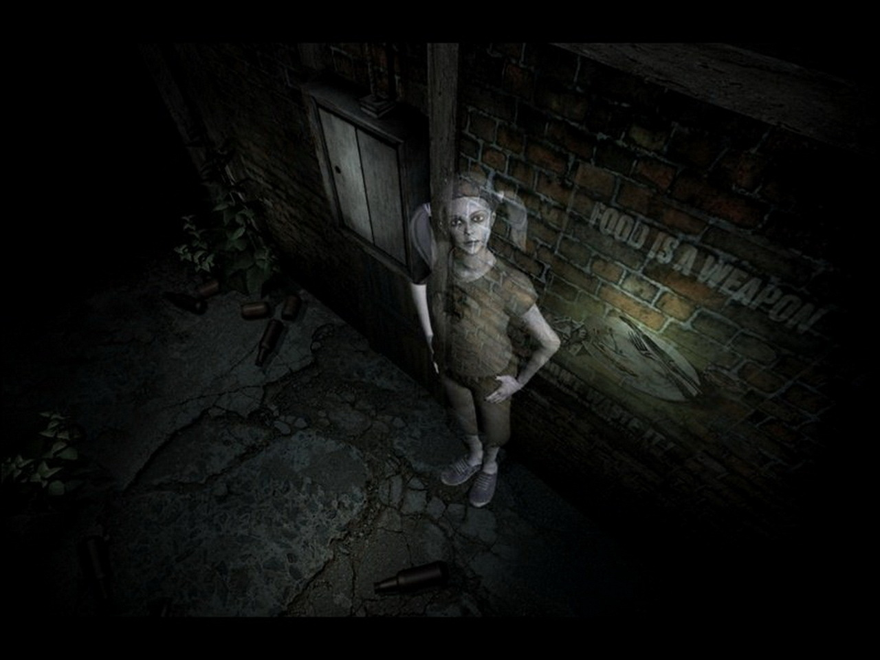 Screenshot for the game Dark Fall: Anthology (2002-2009) PC | RePack от R.G. Механики