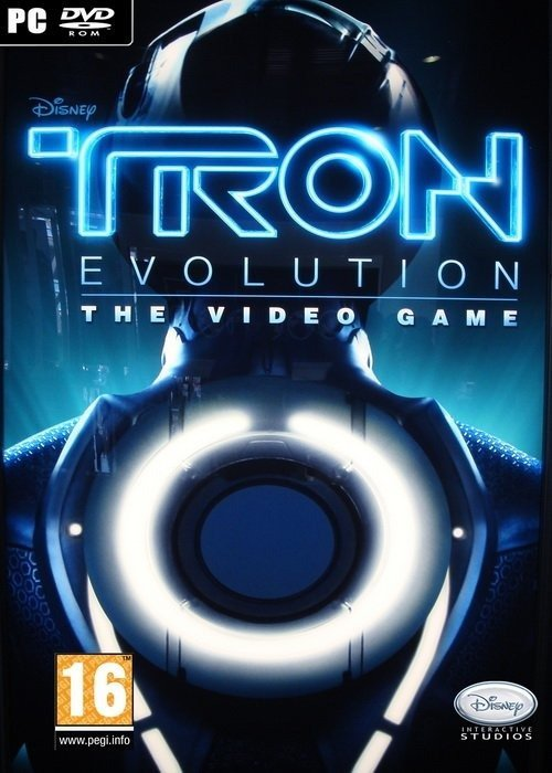 Poster TRON: Evoluti​on: The Video Game (2010)