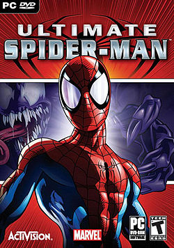 Poster Ultimate Spider-Man (2005)