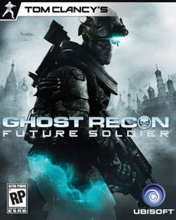 Poster Tom Clancy's Ghost Recon: Future Soldier (2012)
