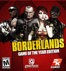 Cover Borderlands (2010) PC | RePack от R.G. Механики