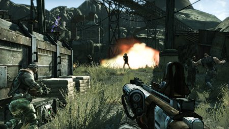 Screenshot for the game Borderlands (2010) PC | RePack от R.G. Механики