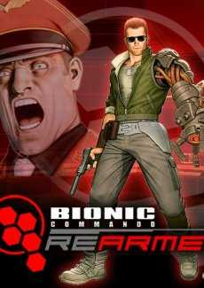 Cover Bionic Commando:Trilogy (1988-2009) PC | RePack от R.G. Механики