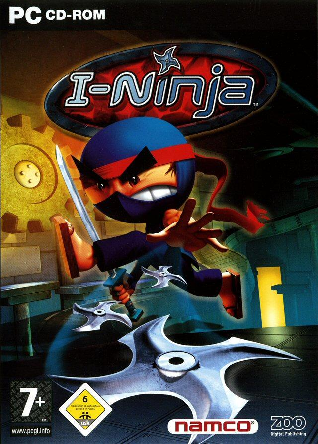 Cover I-Ninja (2004) PC | RePack от R.G. Механики