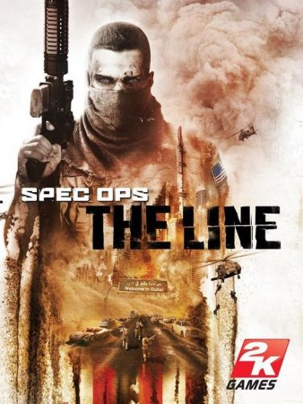 Cover Spec Ops: The Line (2012) PC | RePack от R.G. Механики