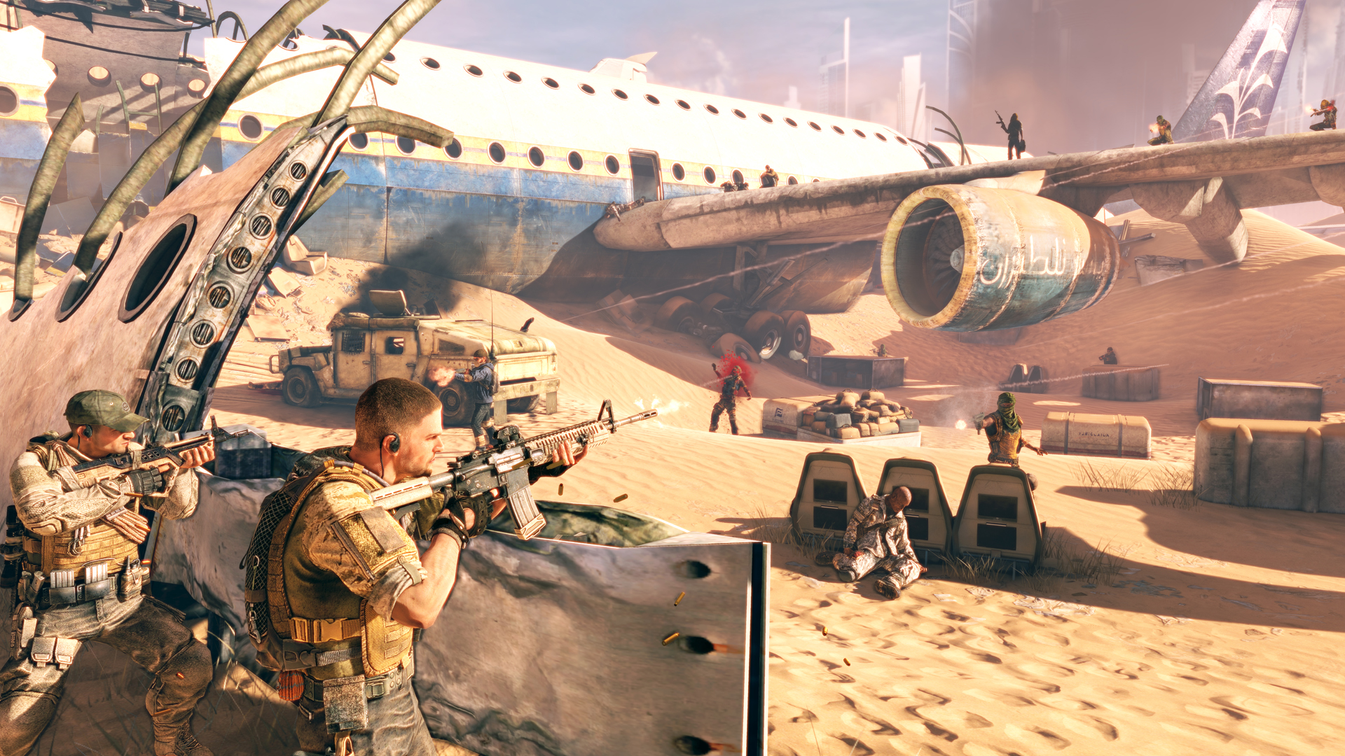 Screenshot for the game Spec Ops: The Line (2012) PC | RePack от R.G. Механики