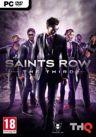 Cover Saints Row: Dilogy (2008-2011) PC | RePack от R.G. Механики