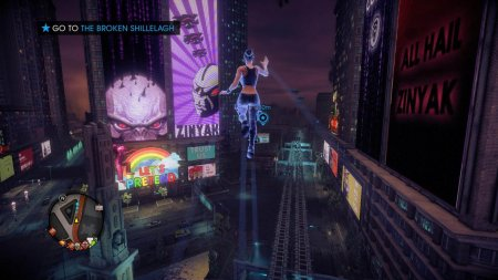 Screenshot for the game Saints Row: Dilogy (2008-2011) PC | RePack от R.G. Механики