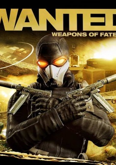 Poster Wanted: Weapons of Fate (2009)