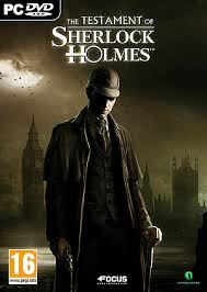 Cover The Testament of Sherlock Holmes (2012) PC | RePack от R.G. Механики