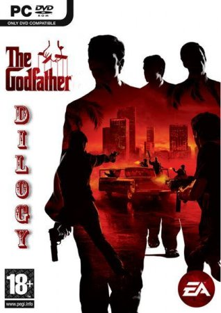 Poster The Godfather. Dilogy (2006 l 2009)