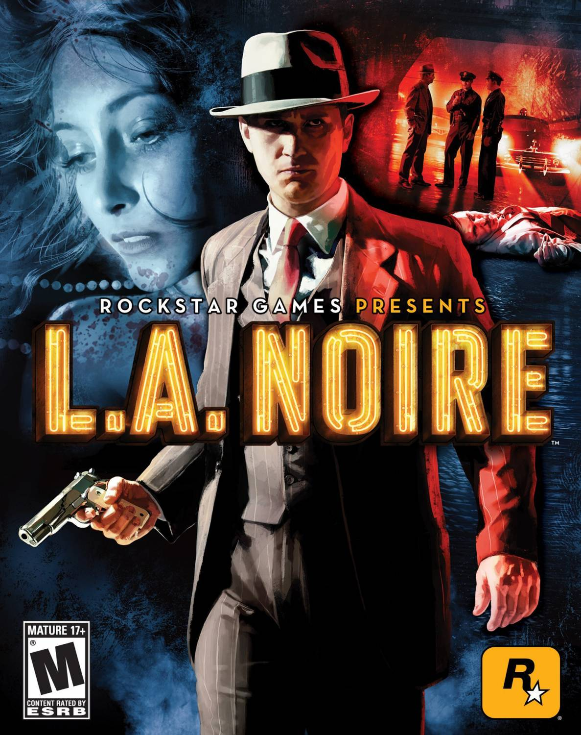 Cover L.A. Noire: The Complete Edition [v 1.3.2617] (2011) PC | RePack от R.G. Механики