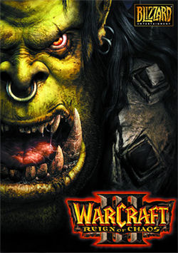 Poster Warcraft 3: The Reign of Chaos (2002-2003)