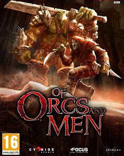 Poster Of Orcs and Men (2012)