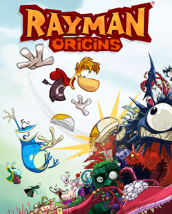 Cover Rayman Origins (2012) PC | RePack от R.G. Механики