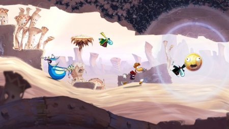 Screenshot for the game Rayman Origins (2012) PC | RePack от R.G. Механики
