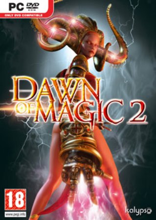 Cover Dawn of Magic 2