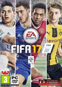 Poster FIFA 17 (2016)