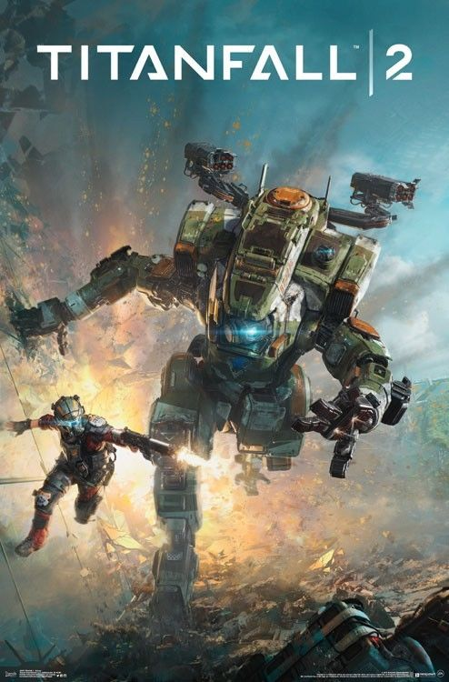 Cover Titanfall 2
