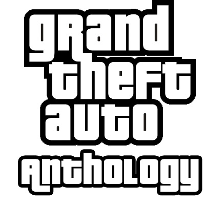 Poster GTA / Grand Theft Auto: Anthology (1998 l 1999 l 2001 l 2003 l 2010)