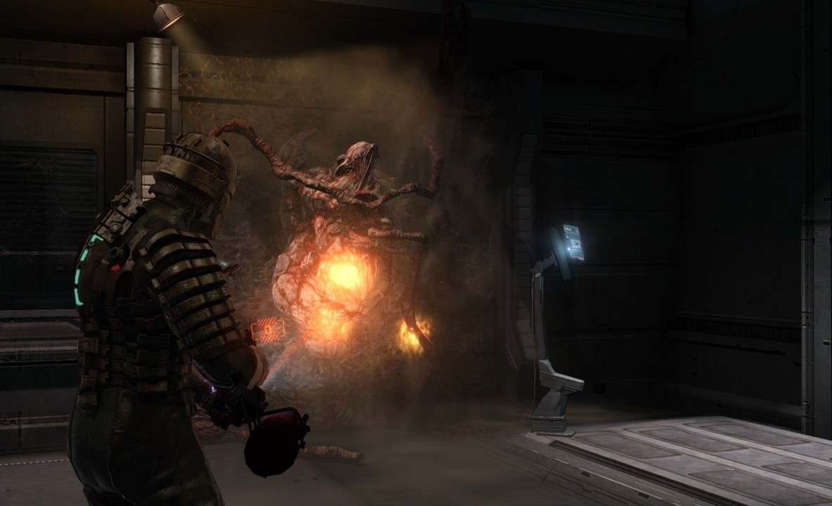 Screenshot for the game Dead Space: Anthology (2008 - 2013) PC | RePack от R.G. Механики