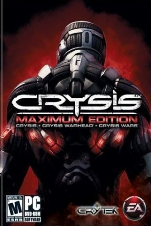 Poster Crysis Maximum Edition (2009)
