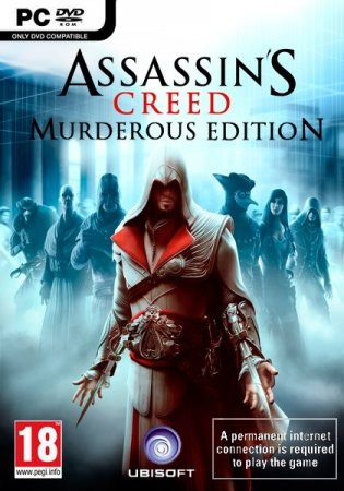 Poster Assassin's Creed: Murderous Edition (2008 l 2011 l 2012)