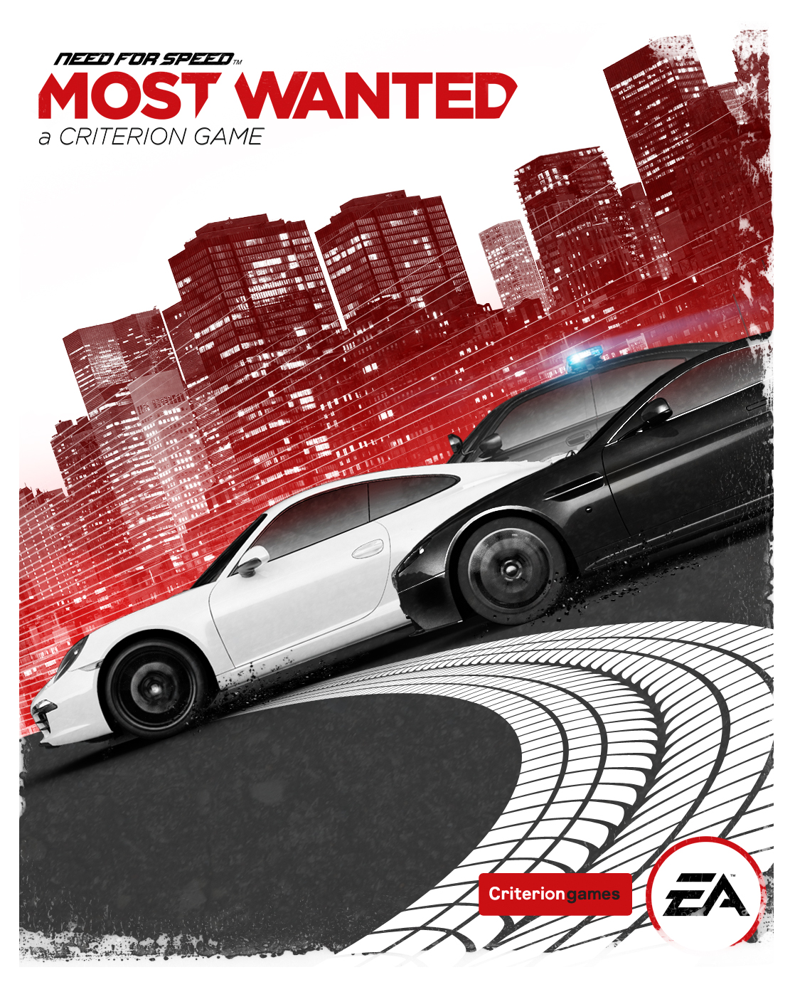 Poster Need for Speed: Most Wanted (2012)