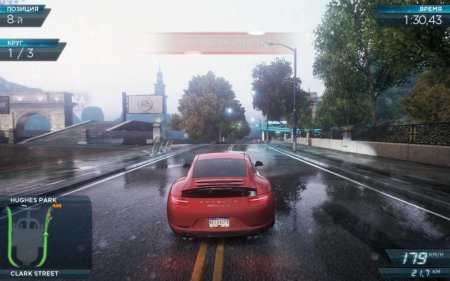 Screenshot for the game Need for Speed: Most Wanted (2012) PC | Repack от R.G. Механики