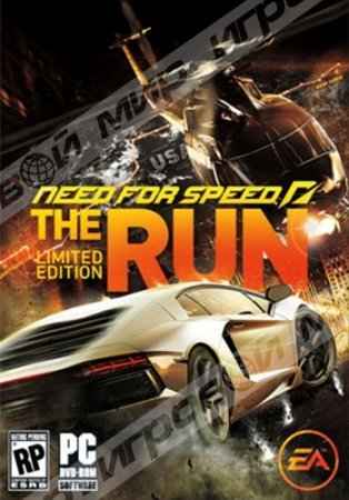 Poster Need for Speed: The Run - Limited Edition (2011)
