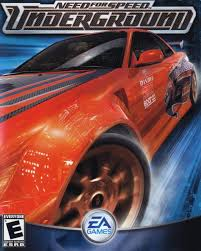 Poster Need for Speed: Underground - Dilogy (2003 l 2004)
