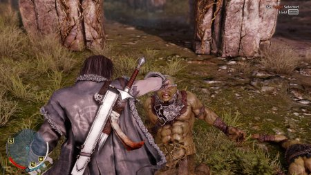 Screenshot for the game Middle Earth: Shadow of Mordor (RUS|ENG) [RePack] от R.G. Механики