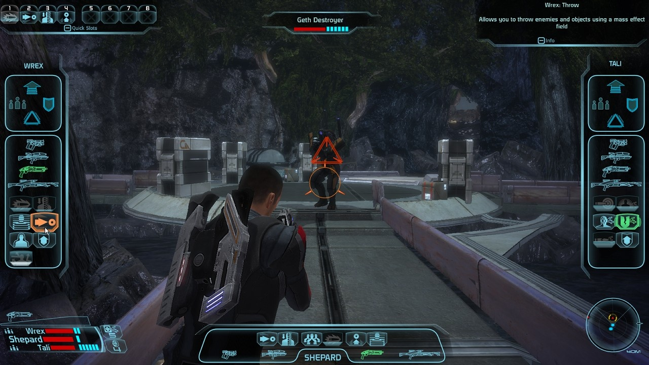 Screenshot for the game Mass Effect - Galaxy Edition (2008 - 2012) PC | RePack от R.G. Механики