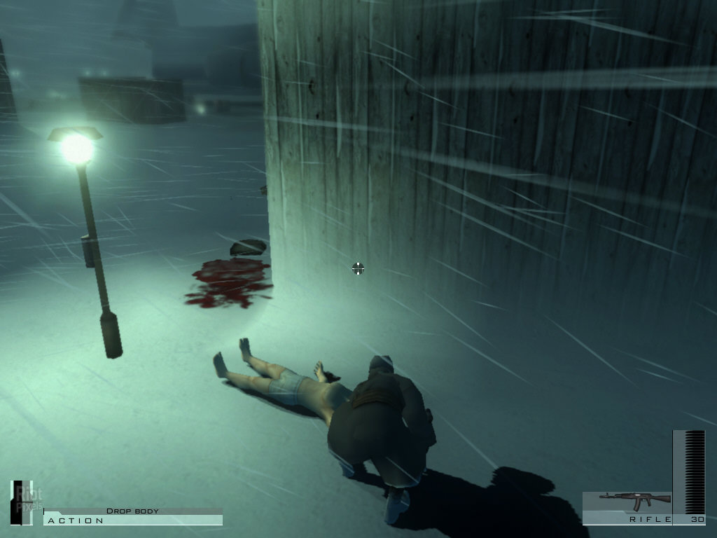 Screenshot for the game Hitman - Ultimate Collection (2000-2012) PC | RePack от R.G.Механики