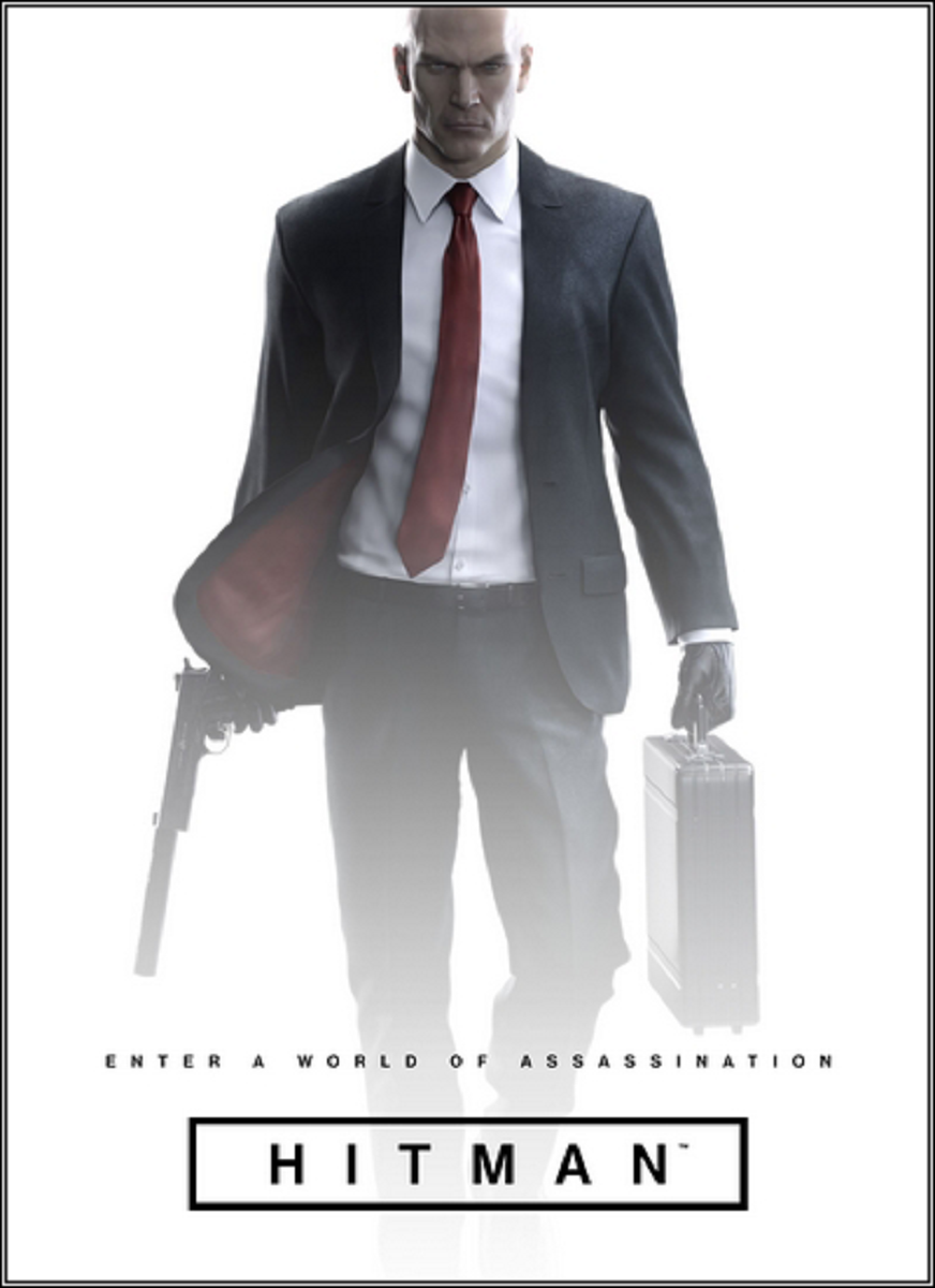 Poster Hitman - Ultimate Collection (2000 l 2002 l 2004 l 2006 l 2012)