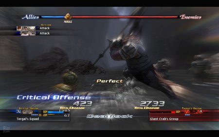 Screenshot for the game The Last Remnant (2009) PC | RePack от R.G. Механики