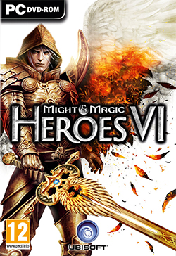 Poster Might & Magic: Heroes 6 (2011)