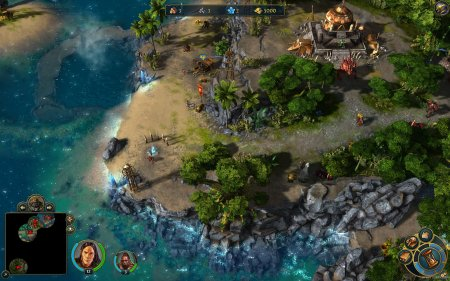 Screenshot for the game Герои Меча и Магии 6 / Might & Magic: Heroes 6 (2011) PC | RePack от R.G. Механики