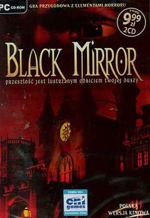 Poster Black Mirror: Anthology (2003 l 2010 l 2011)