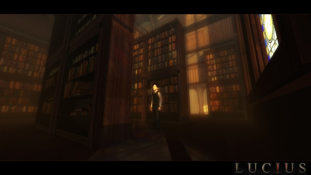 Screenshot for the game Lucius (2012) PC | RePack от R.G. Механики